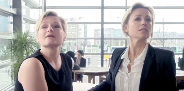 Quand les journalistes de France télévisions s'amusent des clichés sexistes