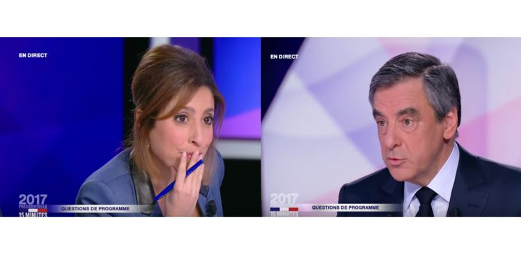 François Fillon choque avec une remarque sur la grossesse de Léa Salamé