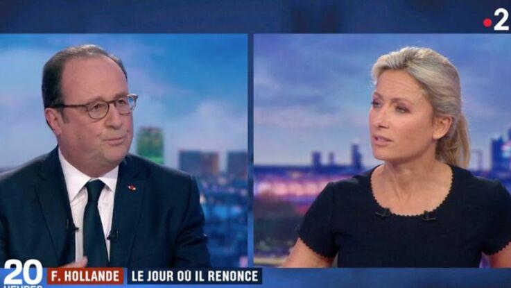 Politique, vie privée: ce qu'il faut retenir de l'interview de François Hollande au JT