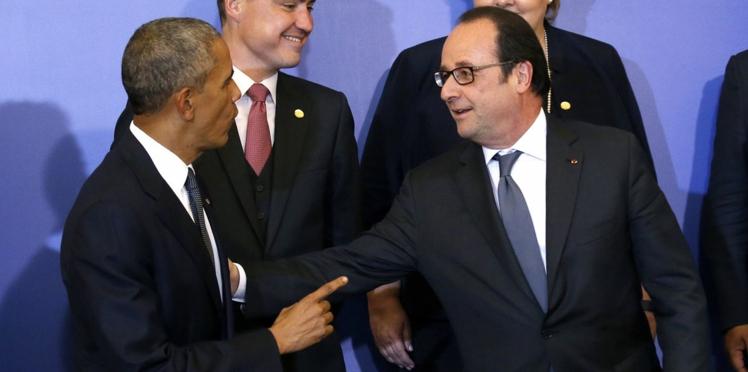 """François Hollande balance sur Barack Obama, qu'il trouve """"très ennuyeux"""""""