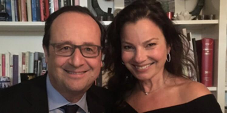François Hollande : son surprenant dîner avec une Nounou d'enfer
