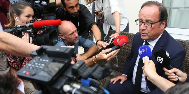 François Hollande sort de son silence et tacle son successeur