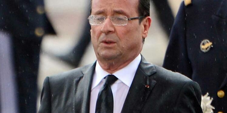 François Hollande, le Dieu de la pluie ?
