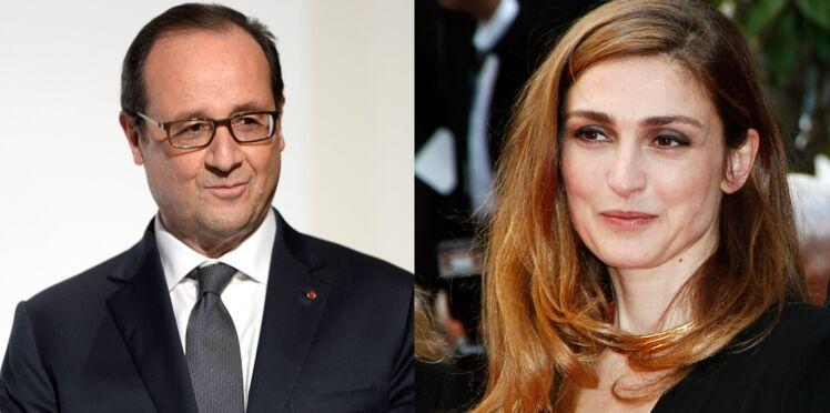 François Hollande et Julie Gayet toujours ensemble ? Nouvelles photos de l'actrice à l'Elysée