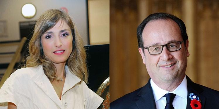 Photo – François Hollande présent pour Julie Gayet : il est venu l'applaudir au théâtre à Lyon
