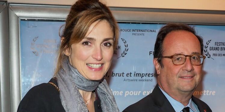 Photos - François Hollande et Julie Gayet : nouvelle sortie en public, plus amoureux que jamais