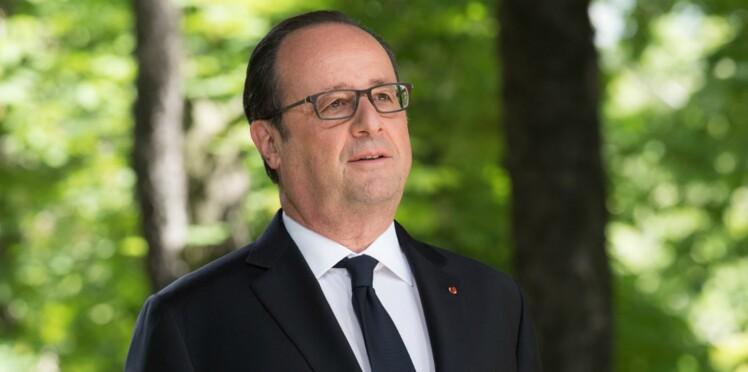 François Hollande : découvrez sa dernière séance photo...surréaliste!