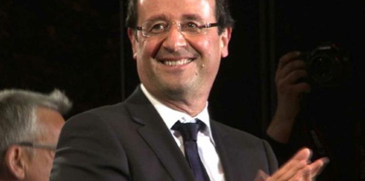 François Hollande, sujet le plus discuté en France sur Facebook en 2012