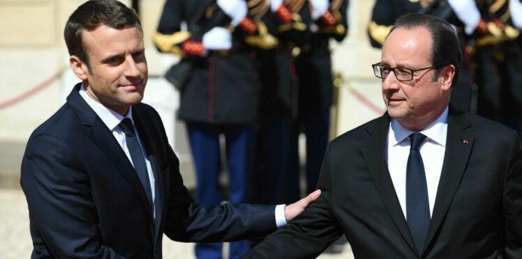 """Vidéo - François Hollande tacle Emmanuel Macron dans """"Quotidien"""""""