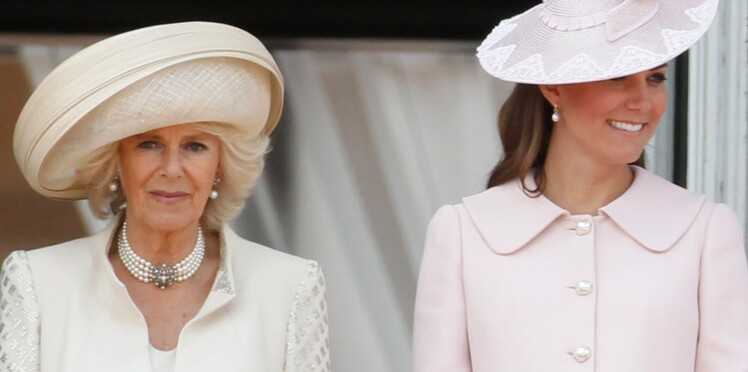 Accouchement de Kate Middleton : et une gaffe de sa belle-mère, une !