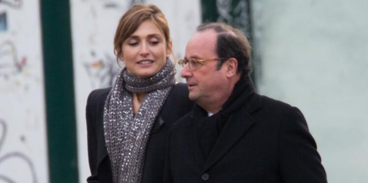 """Comment font Julie Gayet et François Hollande pour déjeuner """"presque"""" incognito au resto"""