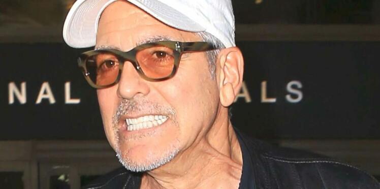 Photo : George Clooney, papa, s'offre sa première sortie avec ses jumeaux