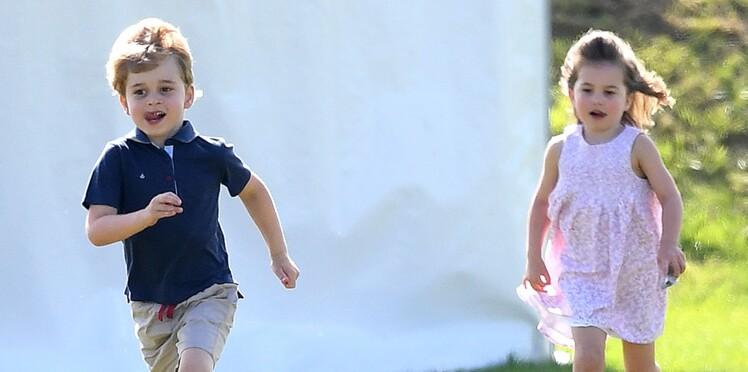 George et Charlotte : découvrez le jeu préféré des enfants de Kate et William