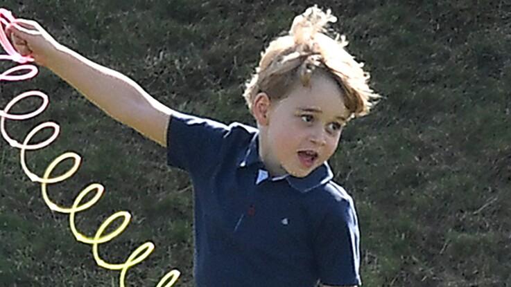 """George, """"indépendant"""" et """"bavard"""" : la personnalité du prince dévoilée"""