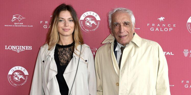 Photos - Gérard Darmon et sa fille Sarah, la fille qu'il a eue avec Mathilda May, réunis
