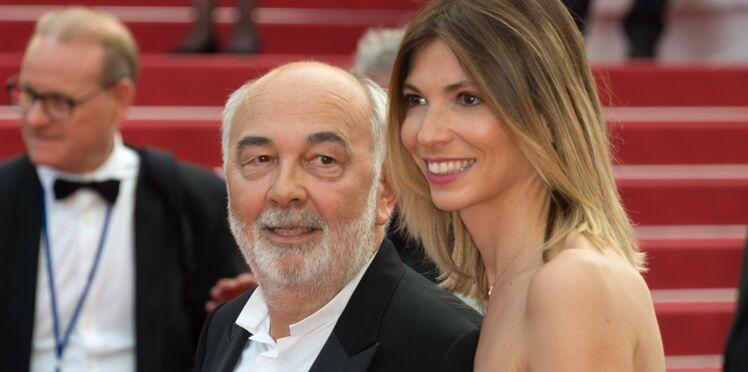 Photos - Gérard Jugnot et sa femme Patricia Campi : 30 ans d'écart et l'amour fou sur la Croisette
