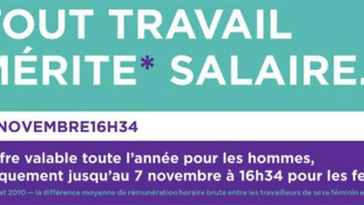 Mesdames, il faut faire grève le 7 novembre à 16h34: on vous dit pourquoi