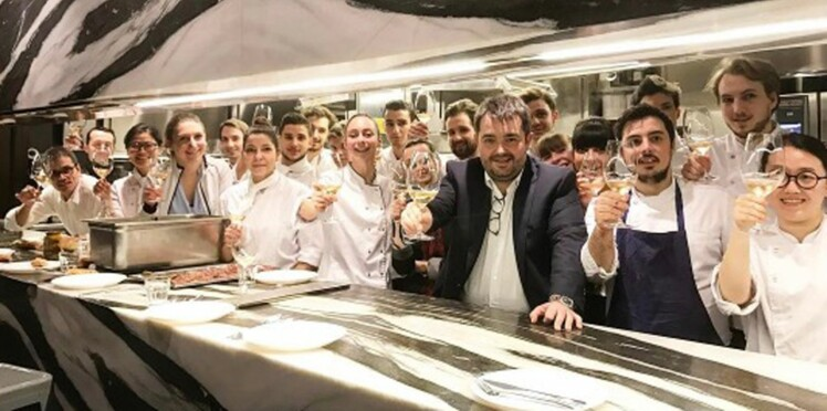Pas de troisième étoile au Michelin : la jolie réponse de Jean-François Piège