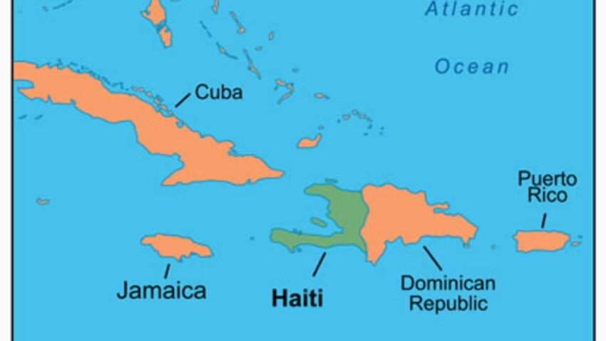 Haïti touché par un violent séisme
