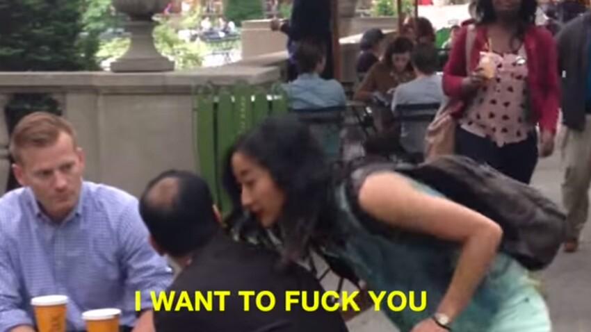 Harcèlement de rue: quand des femmes s'en prennent aux hommes, ça donne quoi?