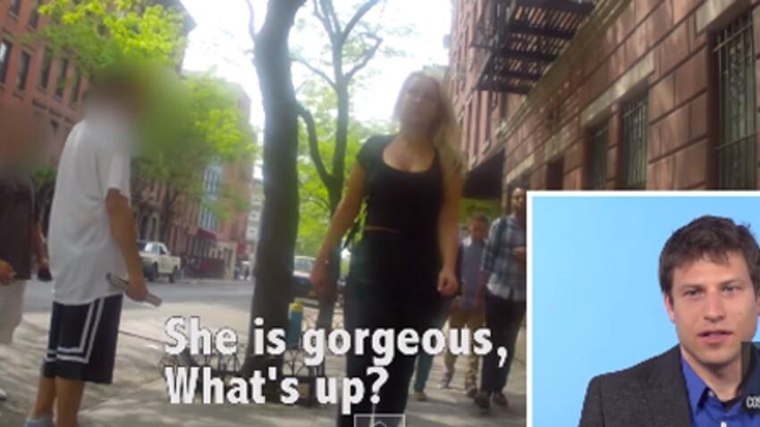 Harcèlement de rue : des hommes assistent au calvaire de leur copine