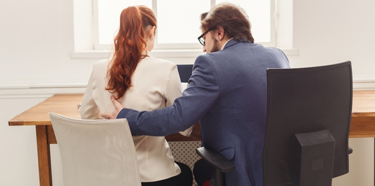 Harcèlement sexuel : un tiers des femmes victime au travail
