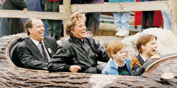 Harry et William partagent des photos et vidéos exclusives de leur mère Lady Diana