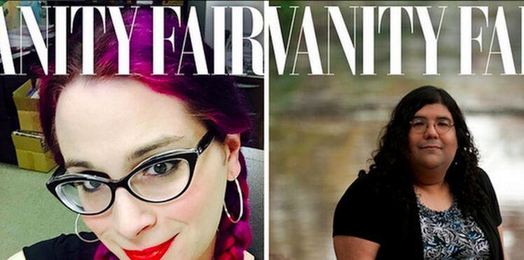 #MyVanityFairCover : le hashtag de la diversité et de la solidarité trans'
