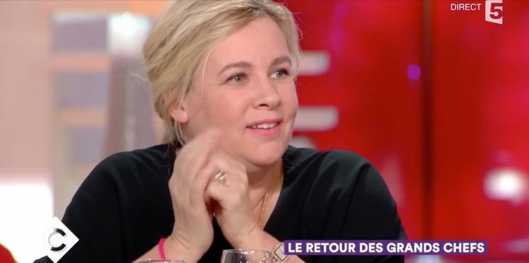 Vidéo - Hélène Darroze, marraine de Joy, donne des nouvelles de Laeticia Hallyday