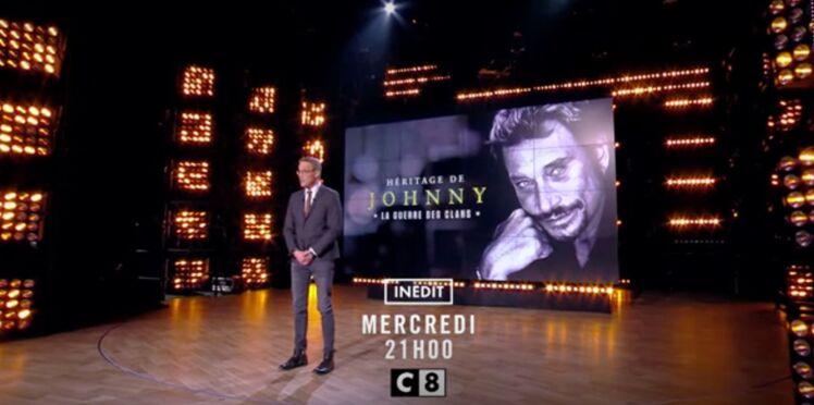 """""""Héritage de Johnny, la guerre des clans"""" : ce que dévoile le documentaire de C8"""