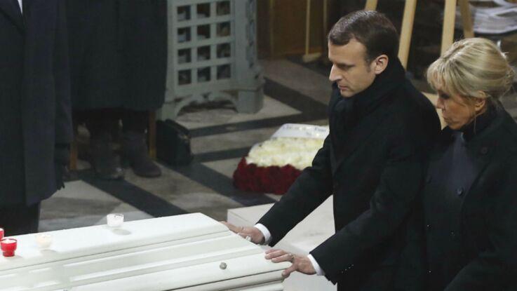 Héritage de Johnny Hallyday : pourquoi la présence d'Emmanuel Macron aux obsèques pourrait se retourner contre Laeticia