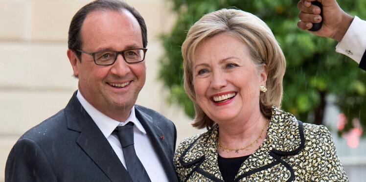 Hillary Clinton et François Hollande seraient cousins !