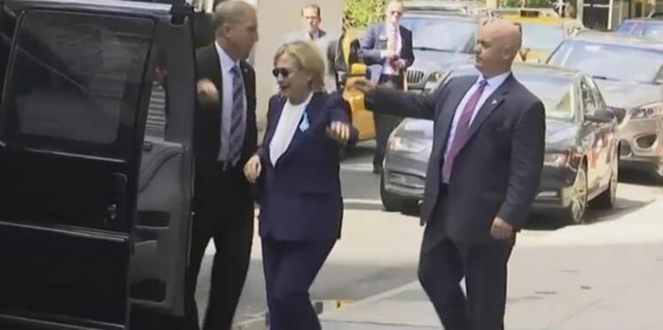 Etat de santé d'Hillary Clinton: une pneumonie en guise de coup de chaud