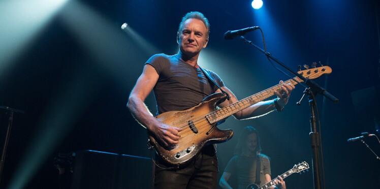 Vidéo : l'émouvant hommage de Sting aux victimes des attentats du 13 novembre