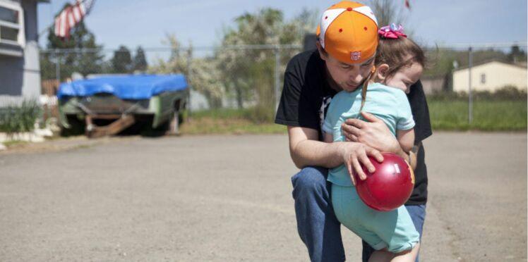 Il retrouve sa fillette dans un foyer pour sans-abris
