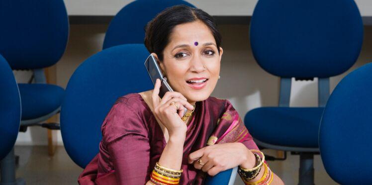En Inde, les portables équipés d'une touche d'appels d'urgence pour les femmes