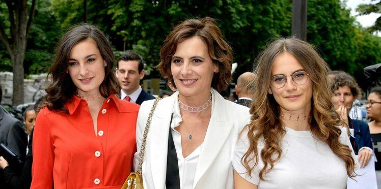 Inès de la Fressange fête ses 60 ans: qui sont ses ravissantes filles?