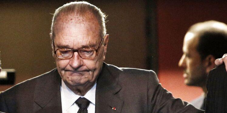 """Inquiétude sur l'état de santé de Jacques Chirac, qui n'a """"plus la force de faire l'effort"""""""