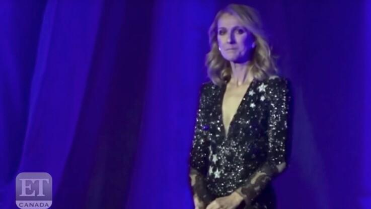 Vidéo - Tuerie de Las Vegas : les internautes bouleversés par les larmes de Céline Dion sur scène