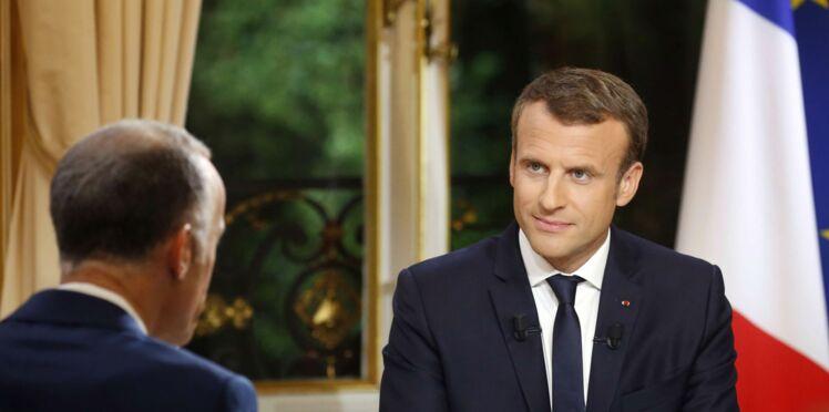 """""""Bordel"""", APL, harcèlement, PMA: l'essentiel de l'interview d'Emmanuel Macron"""