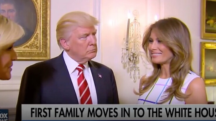 Vidéo - L'étonnante interview de Melania Trump sur les coulisses de sa vie à la Maison Blanche