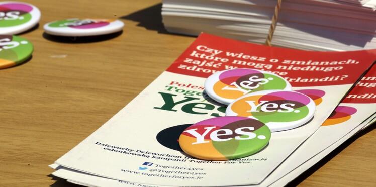 Les Irlandaises expatriées reviennent au pays pour voter le droit à l'IVG