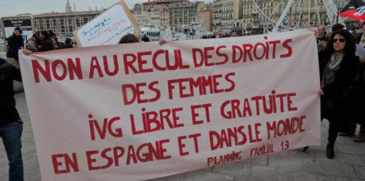 Restons mobilisées pour le droit à l'IVG