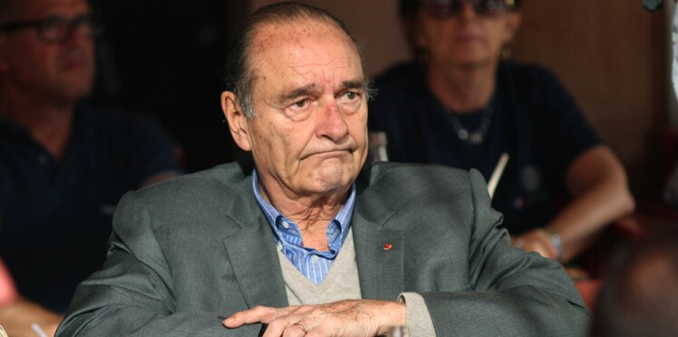 Très affaibli, Jacques Chirac, privé de sorties par sa fille