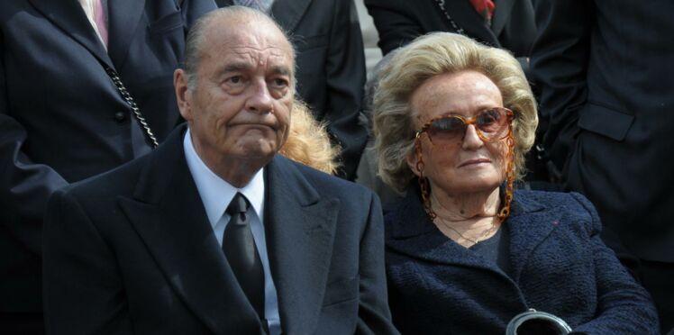 Jacques Chirac : dans le dos de Bernadette, il redevient un ado...