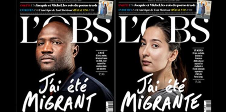 #JaiÉtéMigrant : le hashtag qui prône la diversité