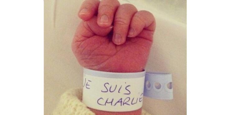 Je suis Charlie : pluie d'hommages dans les maternités