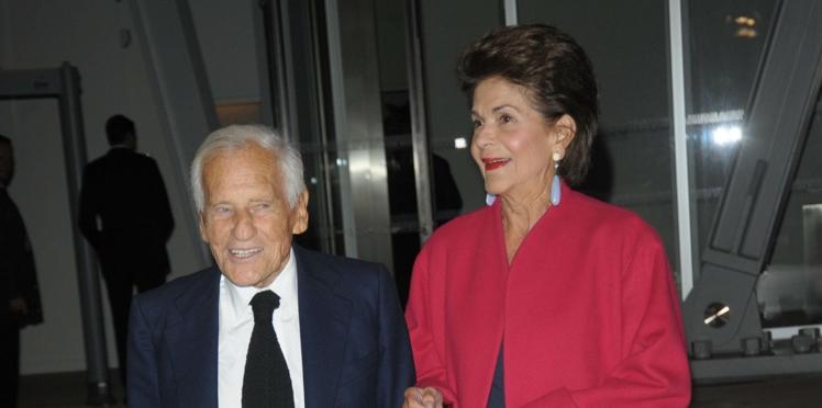 Photos - Jean d'Ormesson : qui était Françoise Beghin, son épouse durant 55 ans ?