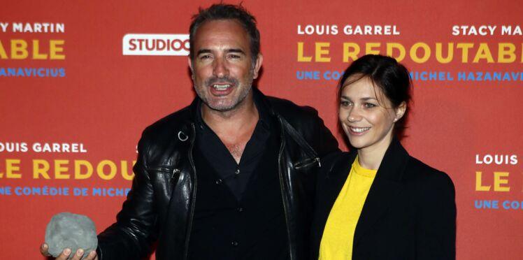 Photos - Jean Dujardin et Nathalie Péchalat s'offrent une sortie très remarquée