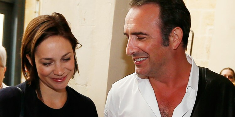 Jean Dujardin et Nathalie Péchalat : bientôt un bébé !